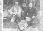 Hobby-Jäger raus aus Wolfs Revier!