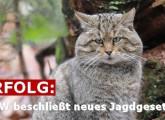 Erfolg: NRW beschließt neues Jagdgesetz