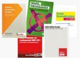Landtagswahlprogramme NRW